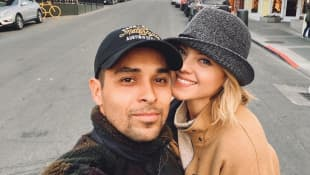 Actor Wilmer Valderrama and model Amanda Pacheco are engaged