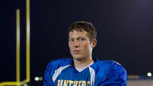 "Zach Gilford starred as ""Matt Saracen"" on Friday Night Lights from 2006 until 2011."