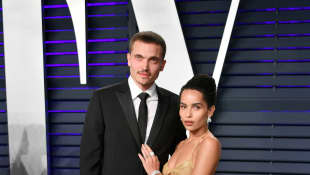 Zoë Kravitz shares new wedding photos from her June wedding with Karl Glusman
