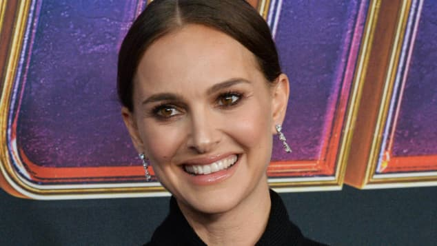 Natalie Portman attends the 2019 premiere of 'Avengers: Endgame' in Los Angeles.