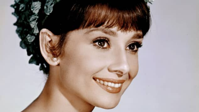 Audrey Hepburn education