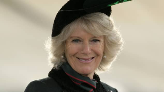 Duchess Camilla in 2009