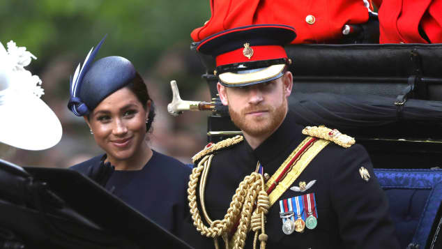 "Prince Harry has called for ""selflessness, rather than selfishness"" in a new interview."