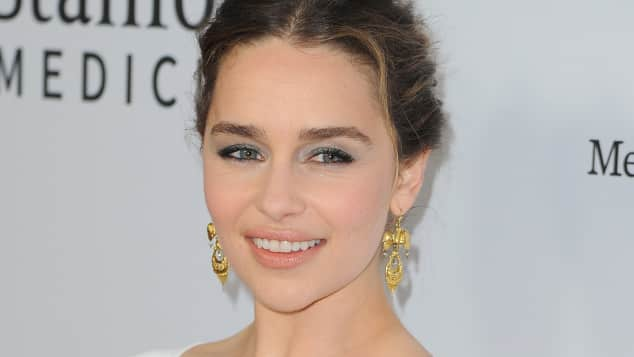 Emilia Clarke Red Carpet