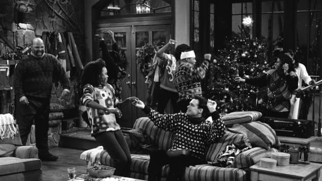Fresh Prince of Bel-Air Christmas