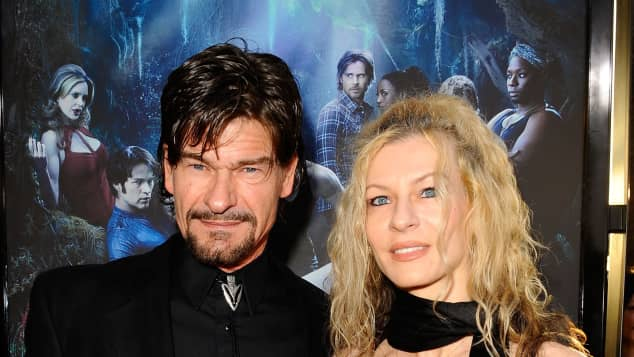 Don Swayze and Charlene Lindstrom