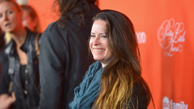 Charmed': Holly Marie Combs Marries Boyfriend Mike Ryan