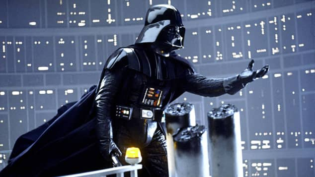 """Darth Vader"" in the ""Star Wars"" Saga"