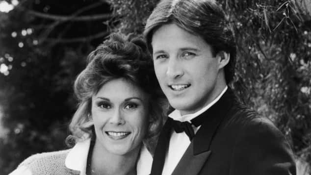 "Kate Jackson and Bruce Boxleitner in ""Scarecrow & Mrs. King"""