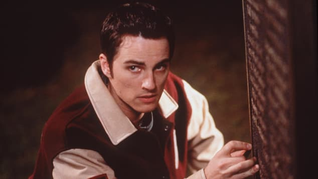 "Kerr Smith in ""Final Destination"" (2000)"