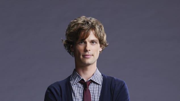 "Matthew Gray Gubler alias ""Spencer Reid"" in ""Criminal Minds"""
