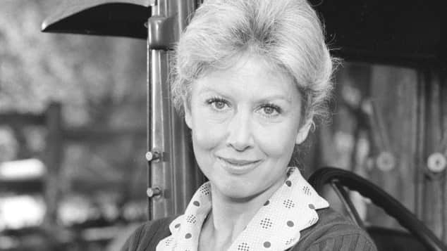 "Michael Learned as ""Olivia"" in The Waltons"