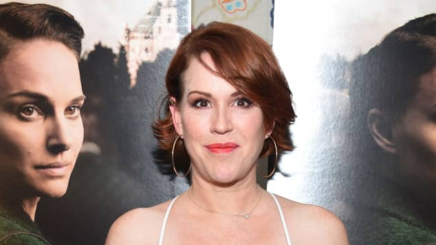 Molly Ringwald today