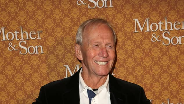 Paul Hogan at the premiere of Mother & Son