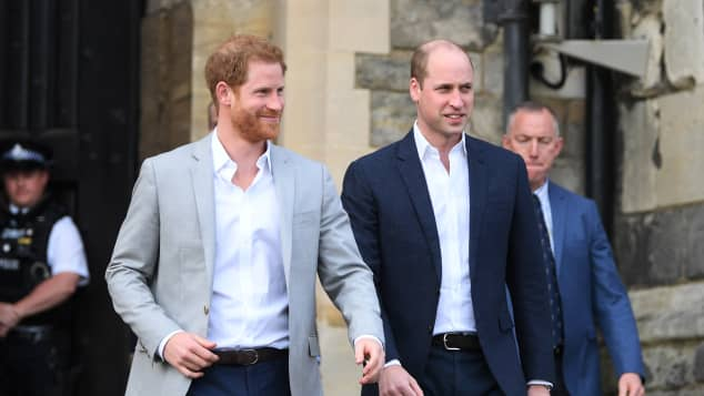 Prince Harry & Prince William Part Ways On Direction Of Princess Diana Charity Split Proceeds
