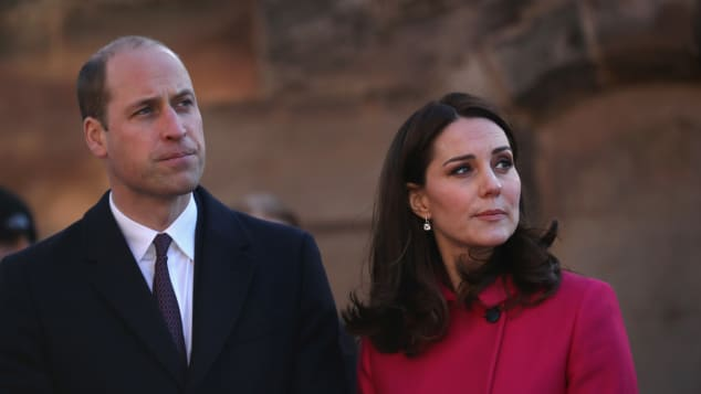 Prince William Gives Permission To Air Ambulances To Land At Kensington Palace During COVID-19 Crisis