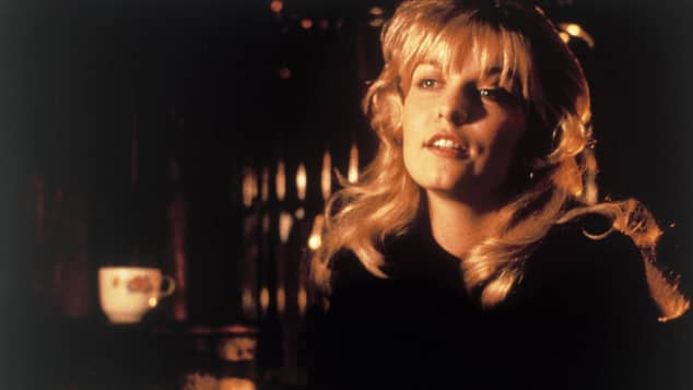 "Sheryl Lee as ""Laura Palmer"""