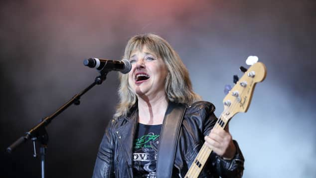 Suzi Quatro Rock and Roll Singer musician what is she doing now