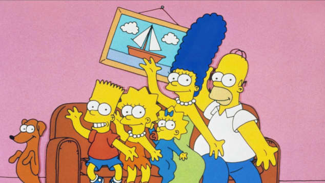 'The Simpsons' is one of the most well-known animated series!