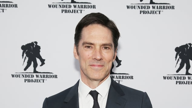 Thomas Gibson Wounded Warrior Project