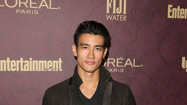 Actor Alex Landi Grey's Anatomy 2018 Season 15