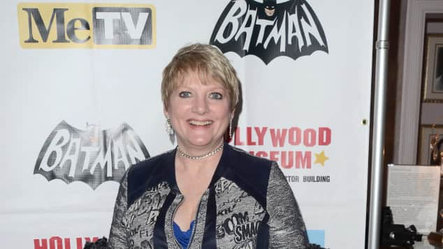 Alison Arngrim in 2018 in Los Angeles