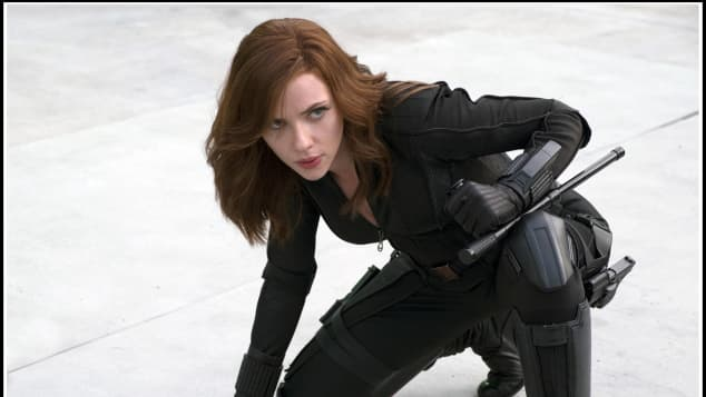 Black Widow Trailer Scarlett Johansson Suits Up Again
