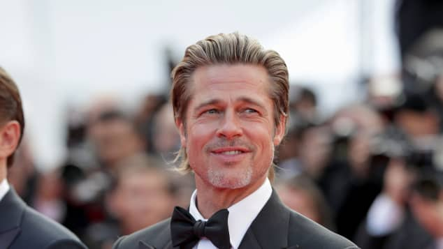 Brad Pitt at the 2019 Cannes Film Festival