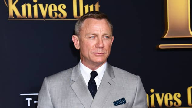 """Daniel Craig is """"proud"""" to be a U.C. citizen, he told People magazine."""