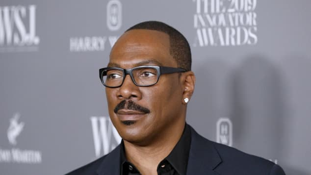 Eddie Murphy is receiving a Career Achievement Award by the Critics Choice Association.