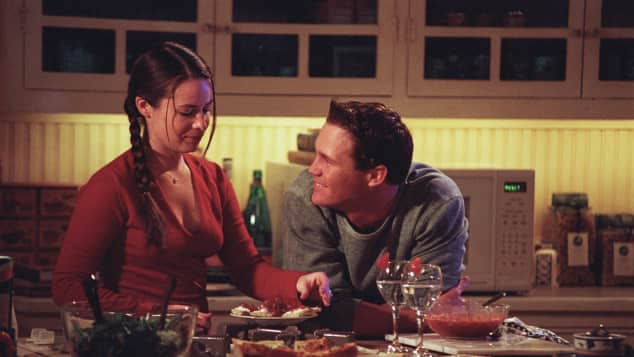 Brian Krause in 'Charmed'