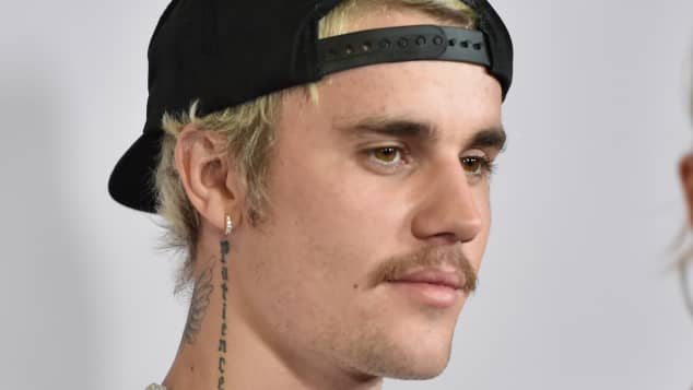 "Justin Bieber attends the premiere of ""Justin Bieber: Seasons"" on January 27, 2020, in Los Angeles, California."