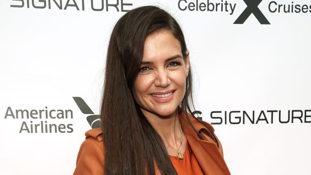 Katie Holmes at the American Ballett Theatre Fall Gala in 2019.