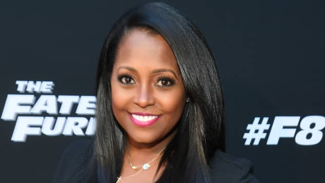 Keshia Knight Pulliam in 2017