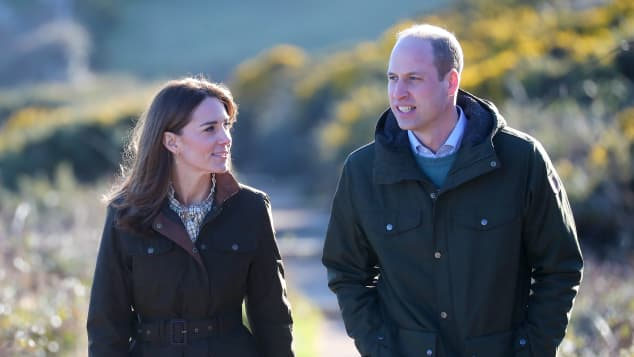 Kensington Palace Releases Rare Pictures Of William & Kate At Home Urging People To Take Care Of Their Mental Health
