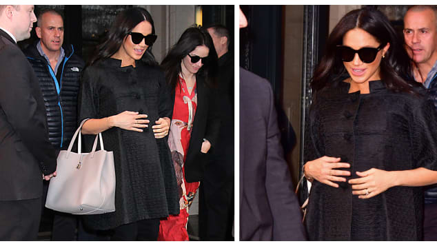 Meghan at The Mark Hotel