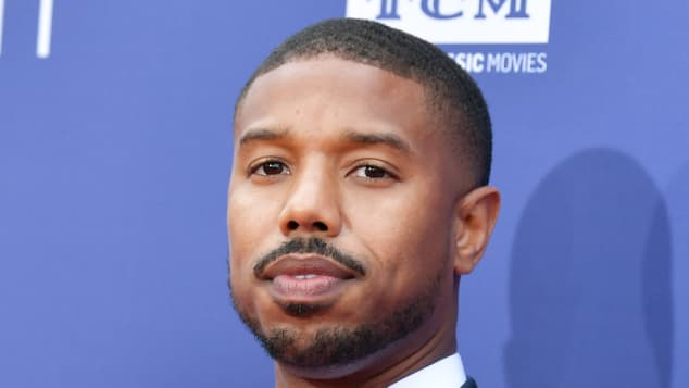 MIchael B. Jordan Dolby Theatre AFI Lifetime Achievement Awards 2019