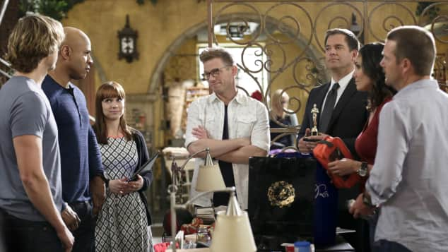 NCIS: Los Angeles cast- Michael weatherly and christian Olsen are producing a new drama called First Lady