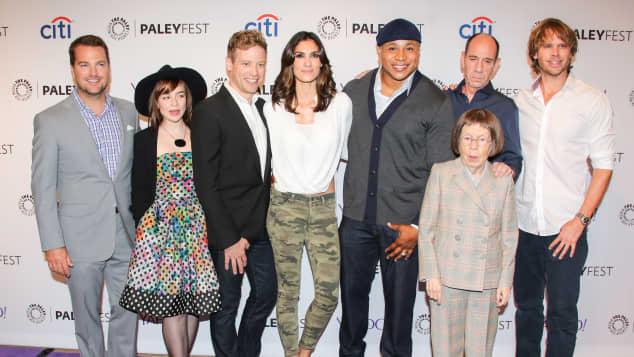 NCIS: Los Angeles cast