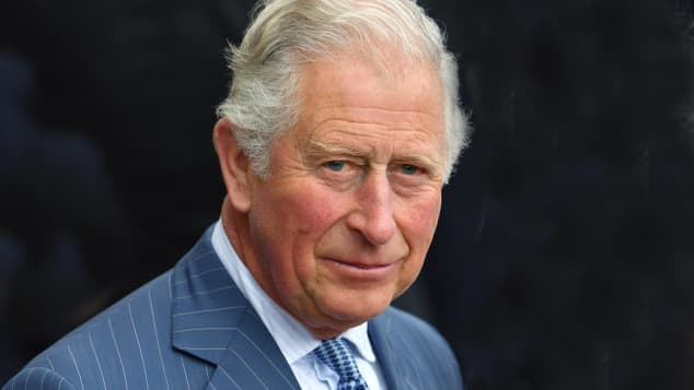 "Prince Charles Gives ""Morale Boost"" To Health Workers In Scotland"