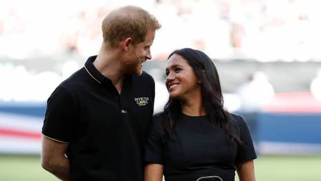 Prince Harry Meghan royal exit official out-of-office reply