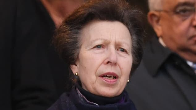 Princess Anne in 2019