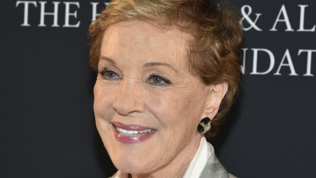 """'Princess Diaries 3': Julie Andrews """"Would Be Up For It""""."""