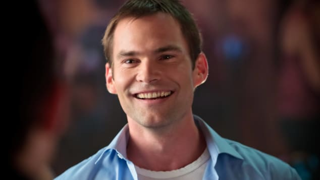 "Seann William Scott in ""American Pie"""