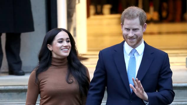 New Special 'Harry & Meghan: The Royals in Crisis' to Air on Fox