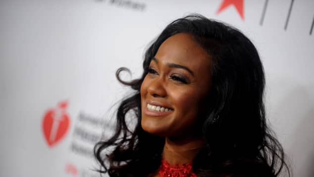 Tatyana Ali who played Ashley in The Fresh Prince of Bel Air Now 2018