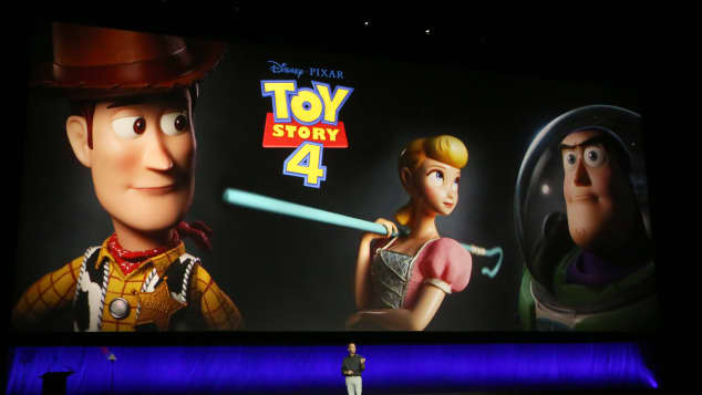 'Toy Story' at the 2019 CinemaCon