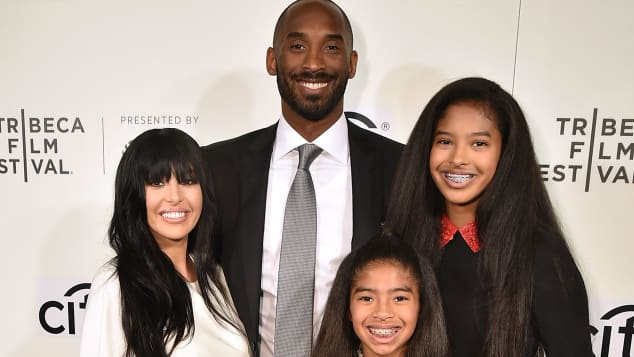 Vanessa Bryant Reveals Mamba Sports Foundation Name Change To Honour Daughter Gianna