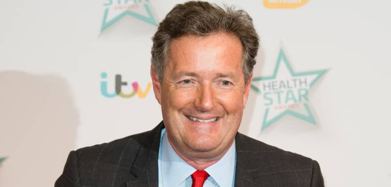 'GMB': Piers Morgan Announces Break From Show.