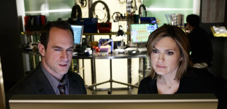 Law & Order: SVU Episodes The Most-Watched Series History Show All Time Benson Stabler